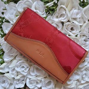 Lauren Ralph Lauren Horseshoe/ Horsebit Wallet
